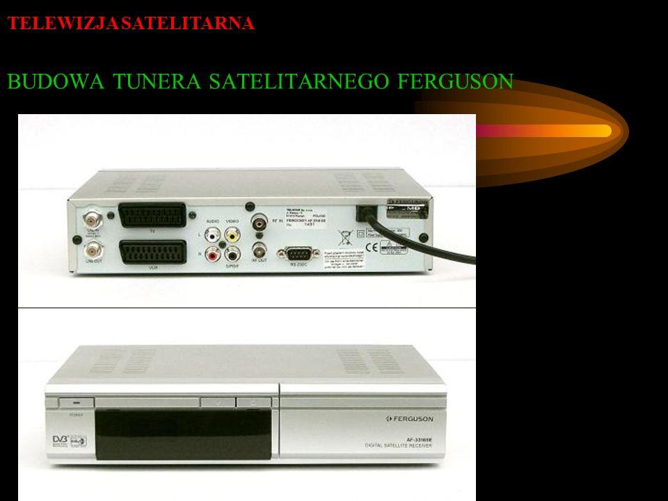 BUDOWA TUNERA SATELITARNEGO FERGUSON