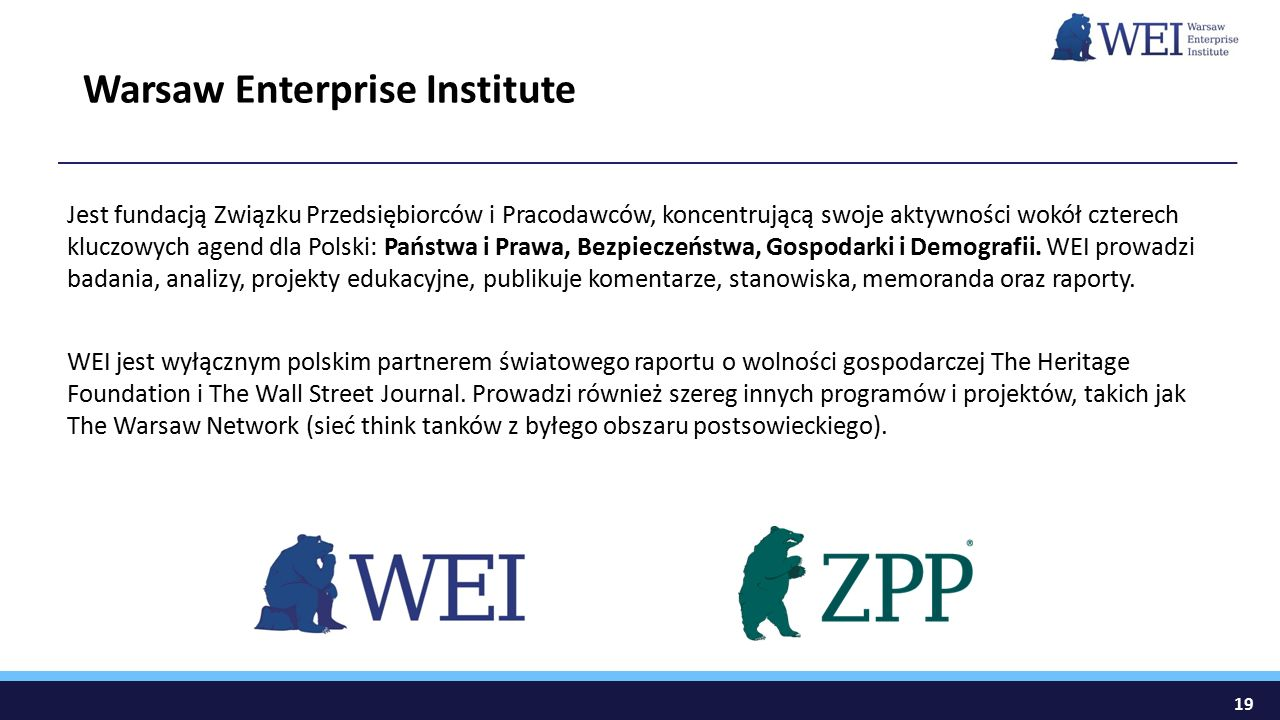 Warsaw Enterprise Institute
