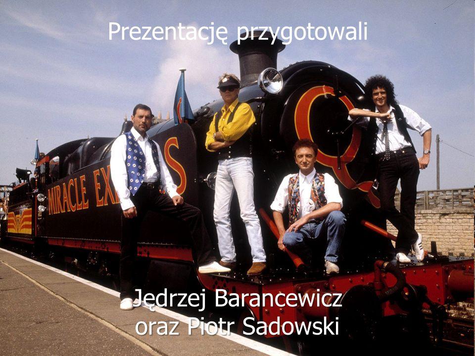 Jędrzej Barancewicz oraz Piotr Sadowski