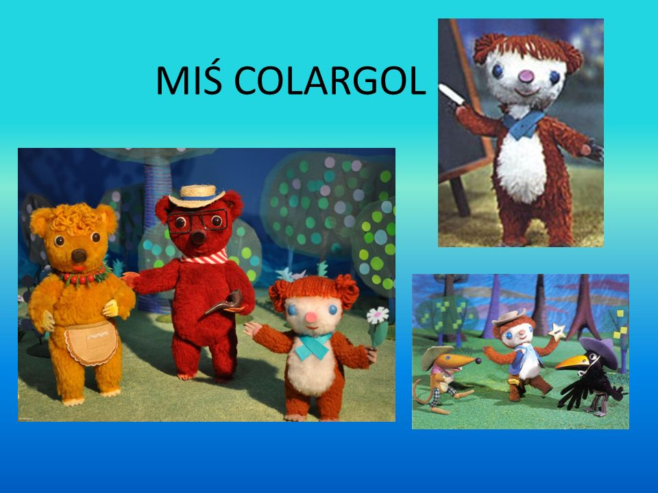 MIŚ COLARGOL