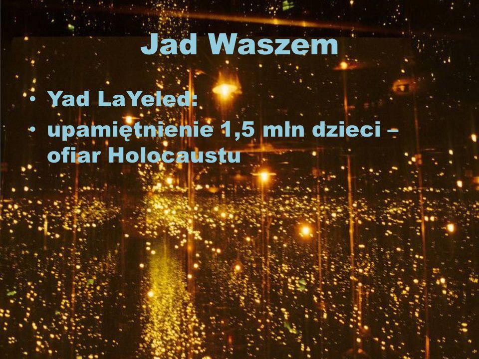 Jad Waszem Yad LaYeled: