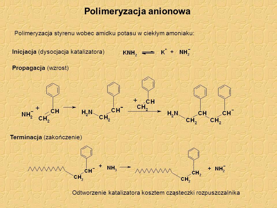 Polimeryzacja anionowa