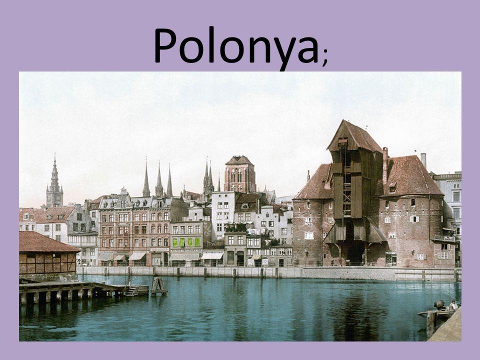 Polonya;