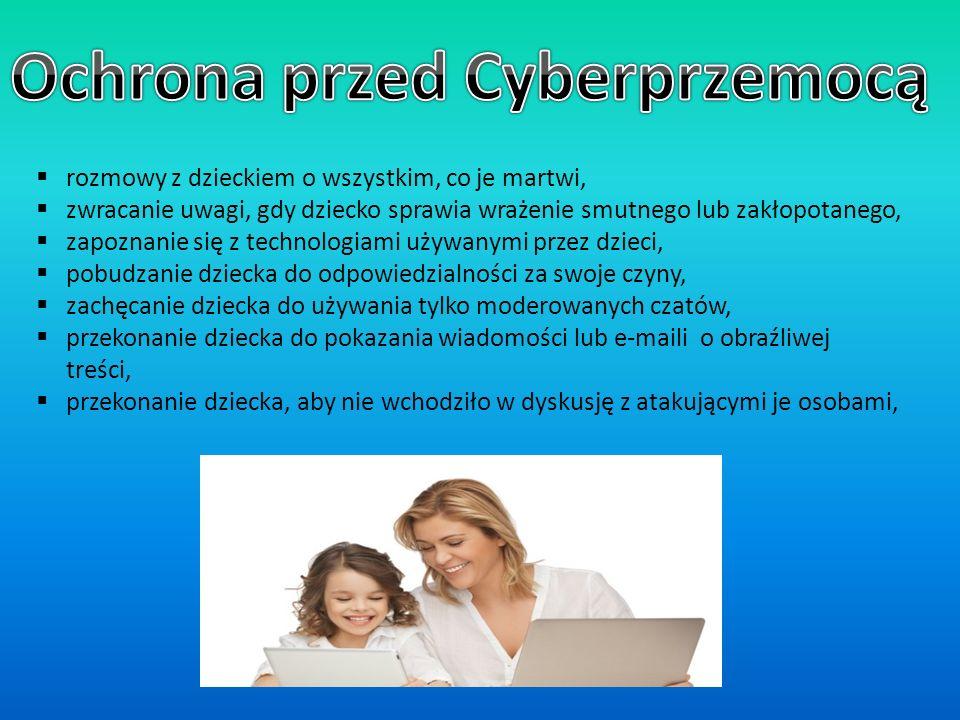 Ochrona przed Cyberprzemocą