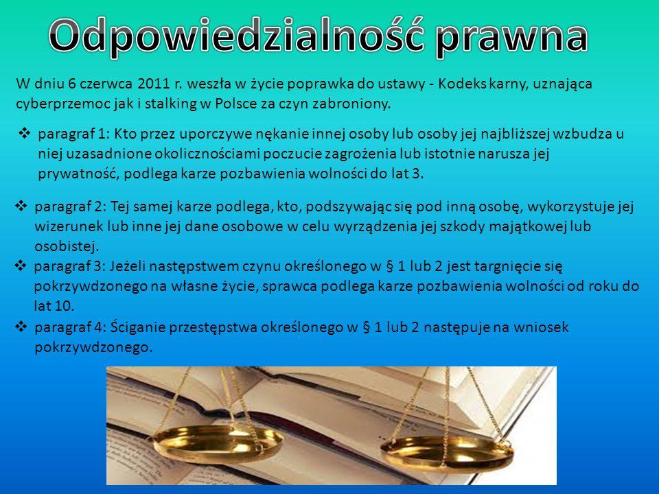 Odpowiedzialność prawna