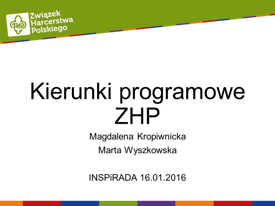 Kierunki programowe ZHP