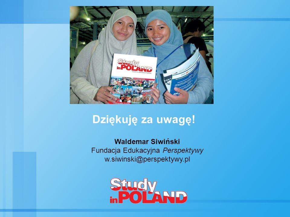 Waldemar Siwiński Fundacja Edukacyjna Perspektywy