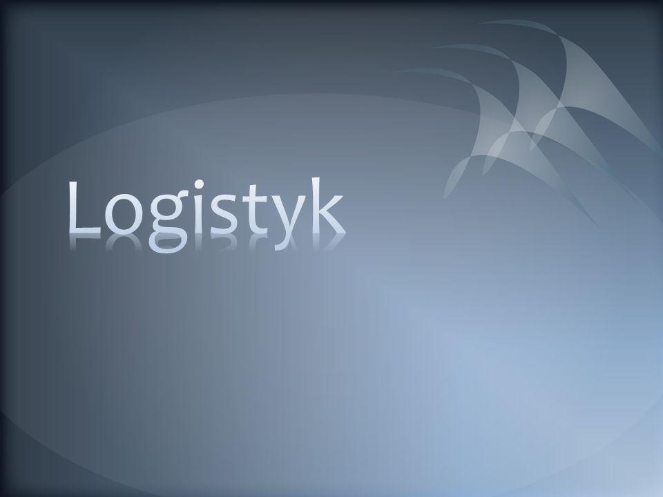 Logistyk