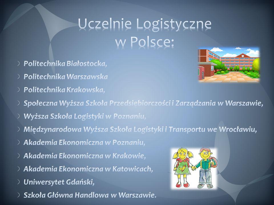 Uczelnie Logistyczne w Polsce:
