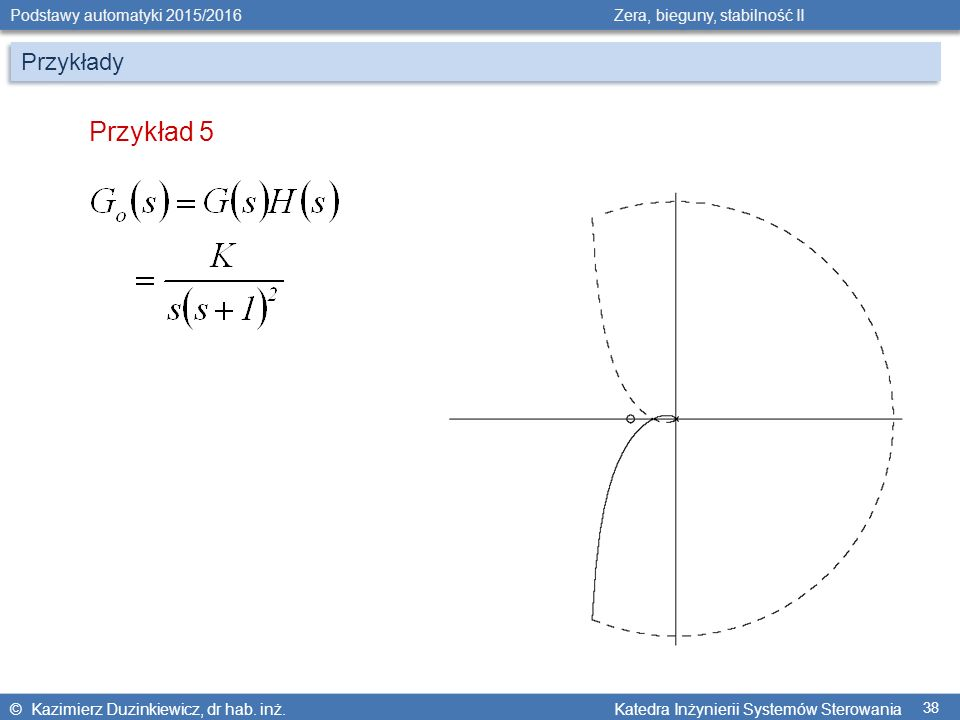 Przykłady Przykład 5