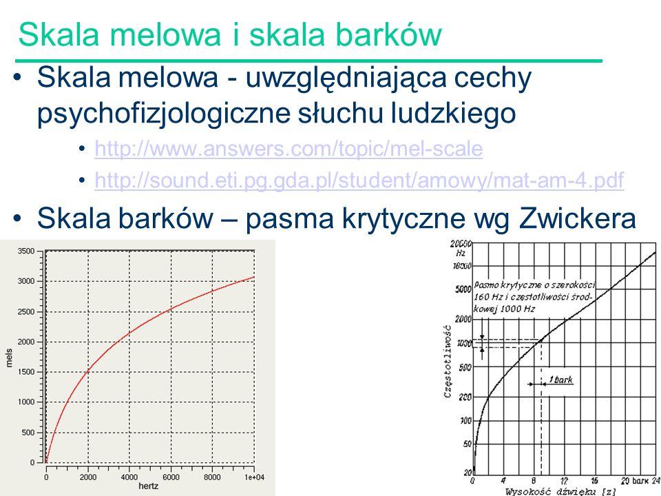 Skala melowa i skala barków