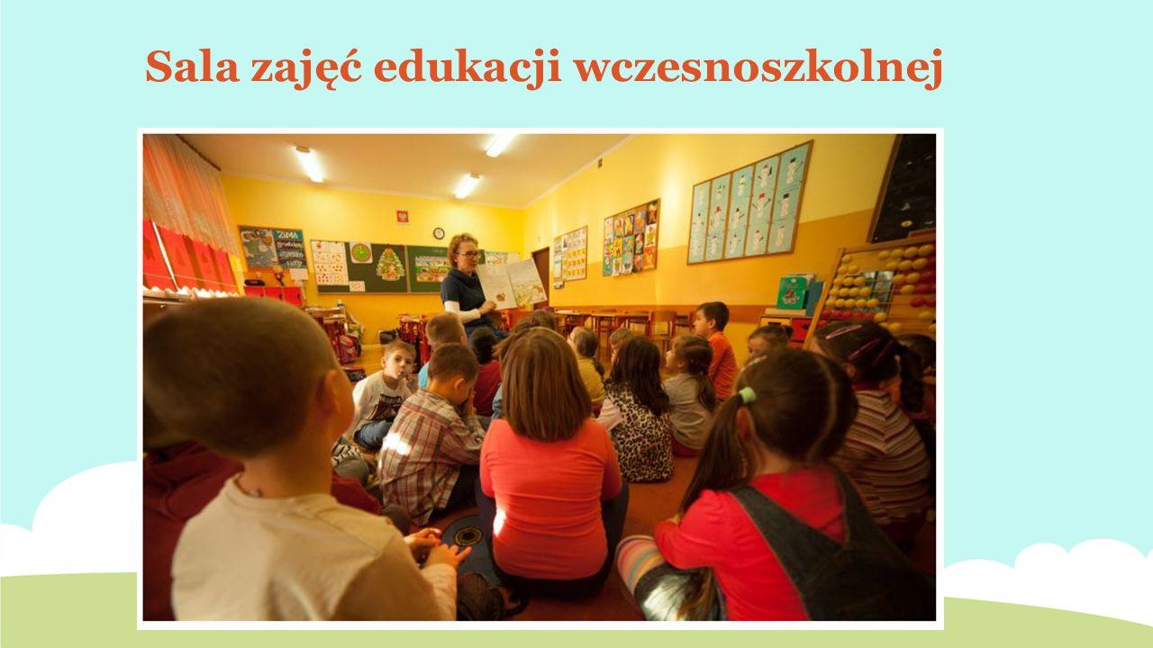 Sala zajęć edukacji wczesnoszkolnej
