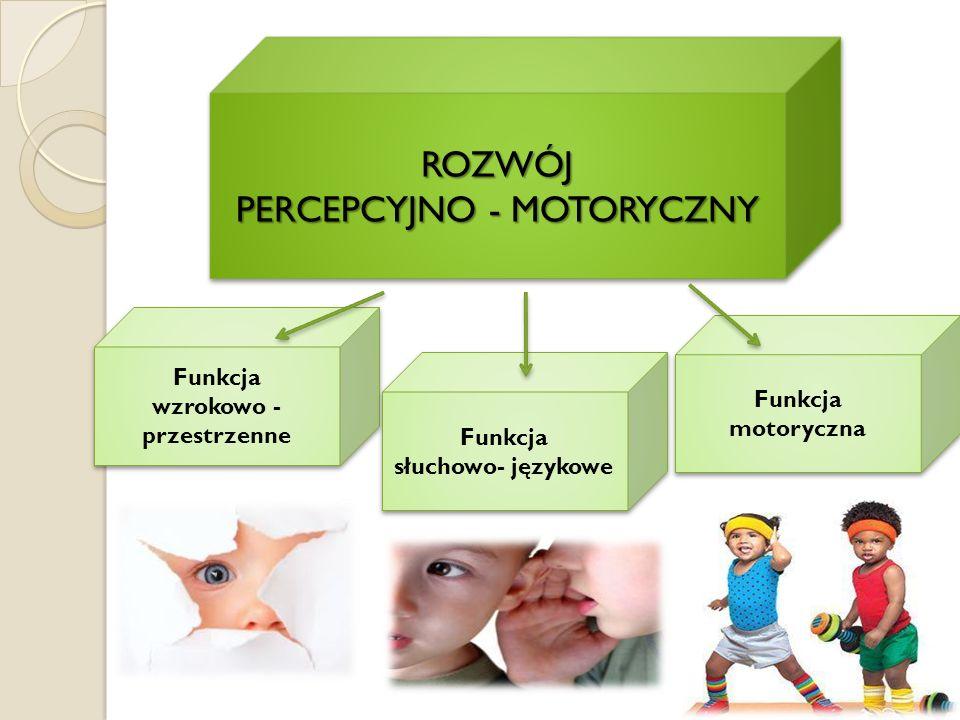PERCEPCYJNO - MOTORYCZNY