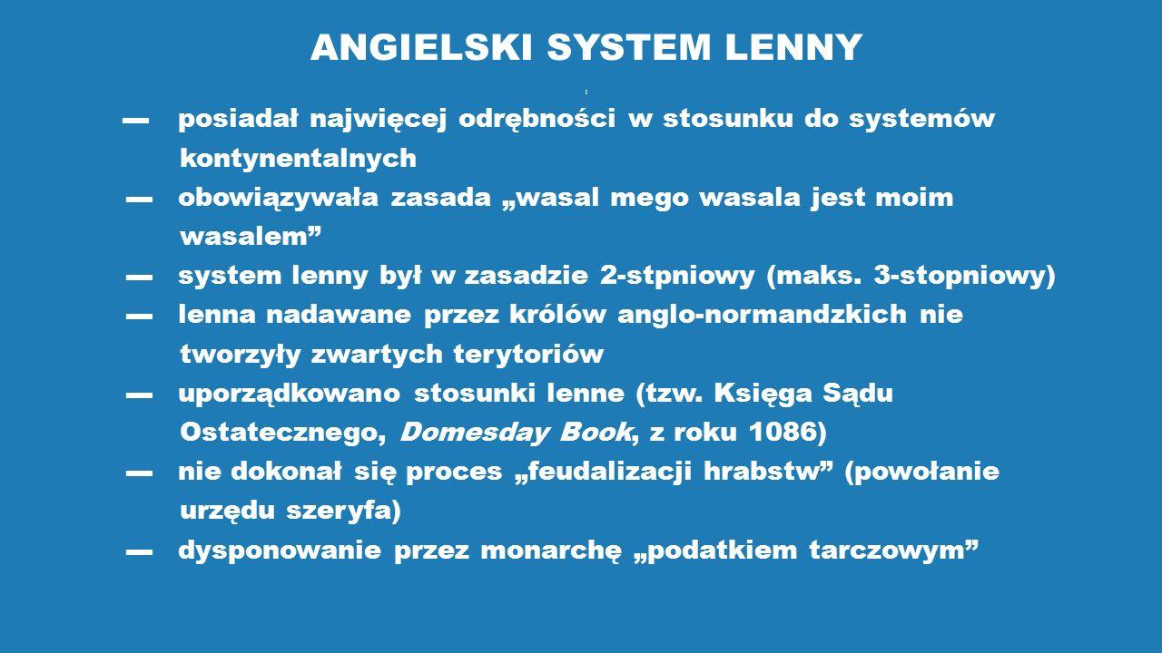 ANGIELSKI SYSTEM LENNY