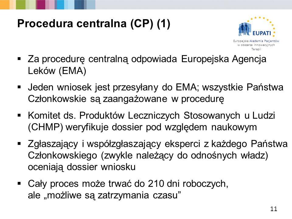 Procedura centralna (CP) (1)
