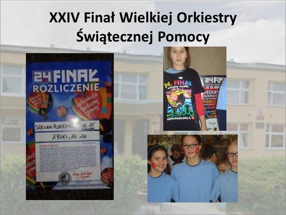 XXIV Finał Wielkiej Orkiestry Świątecznej Pomocy