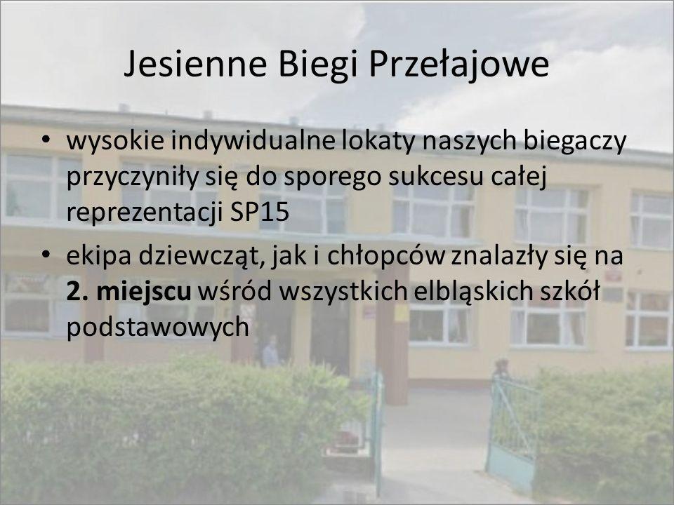Jesienne Biegi Przełajowe