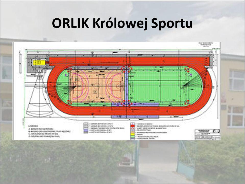 ORLIK Królowej Sportu