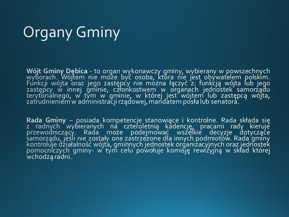 Organy Gminy
