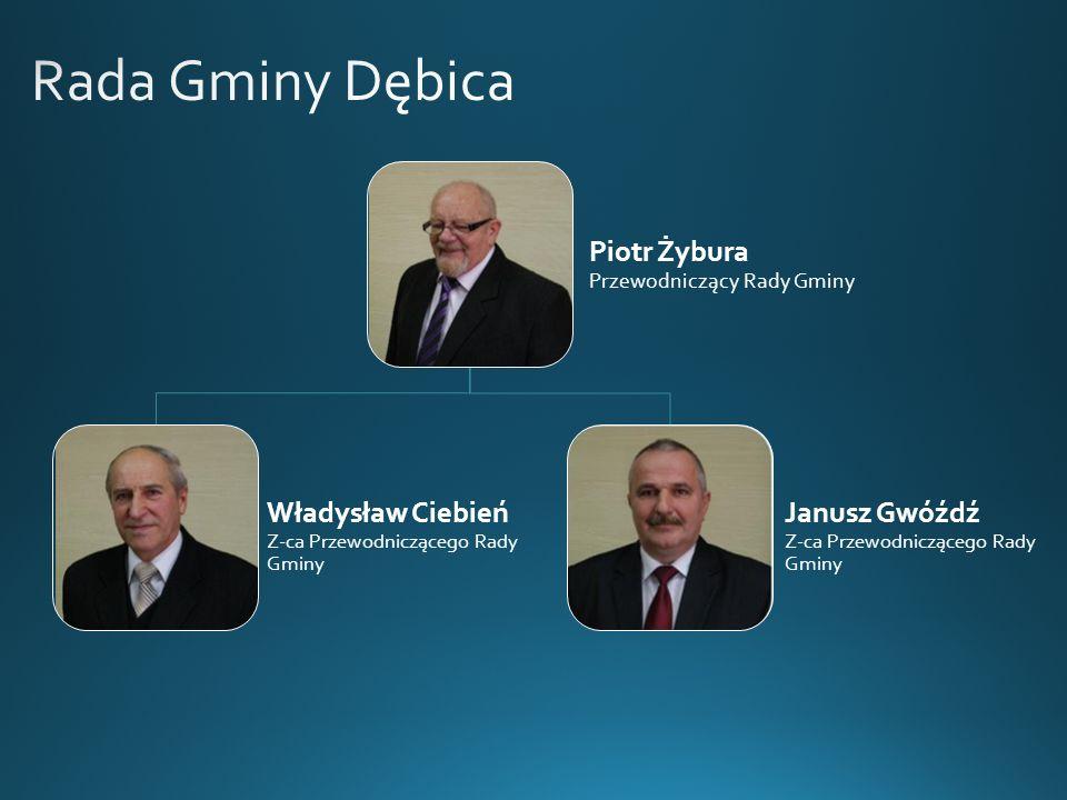 Rada Gminy Dębica Piotr Żybura Przewodniczący Rady Gminy