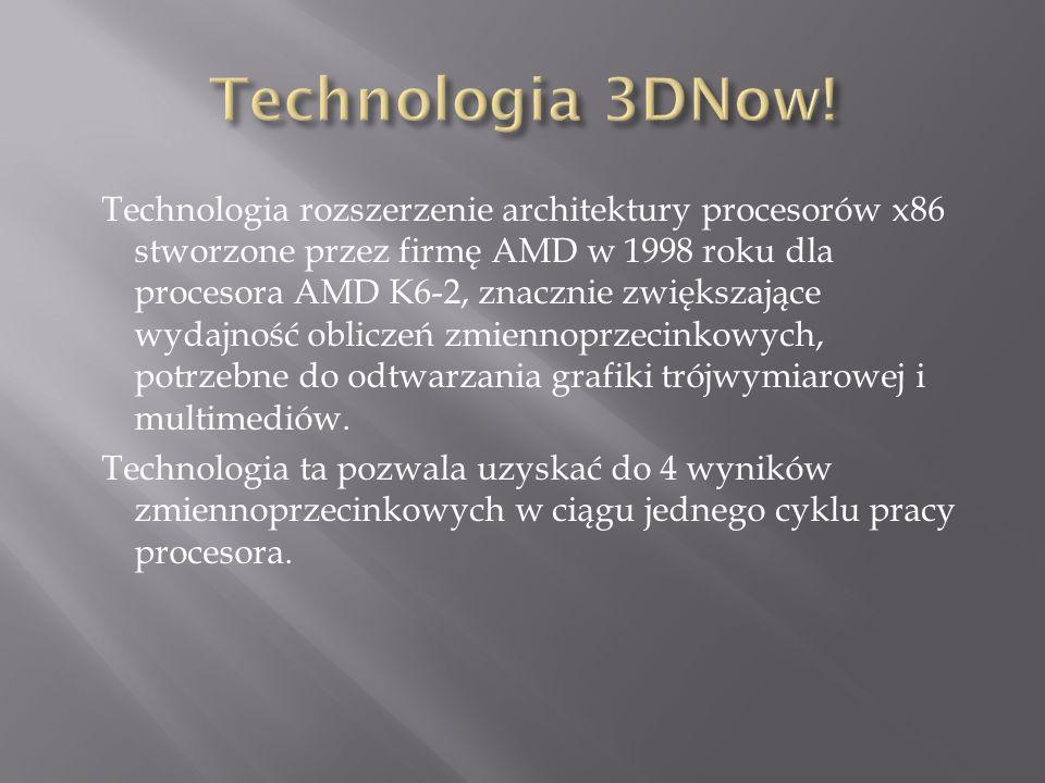 Technologia 3DNow!