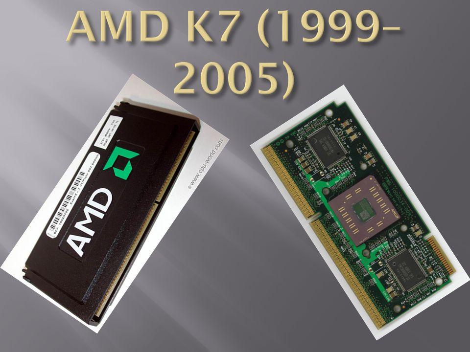 AMD K7 (1999–2005)