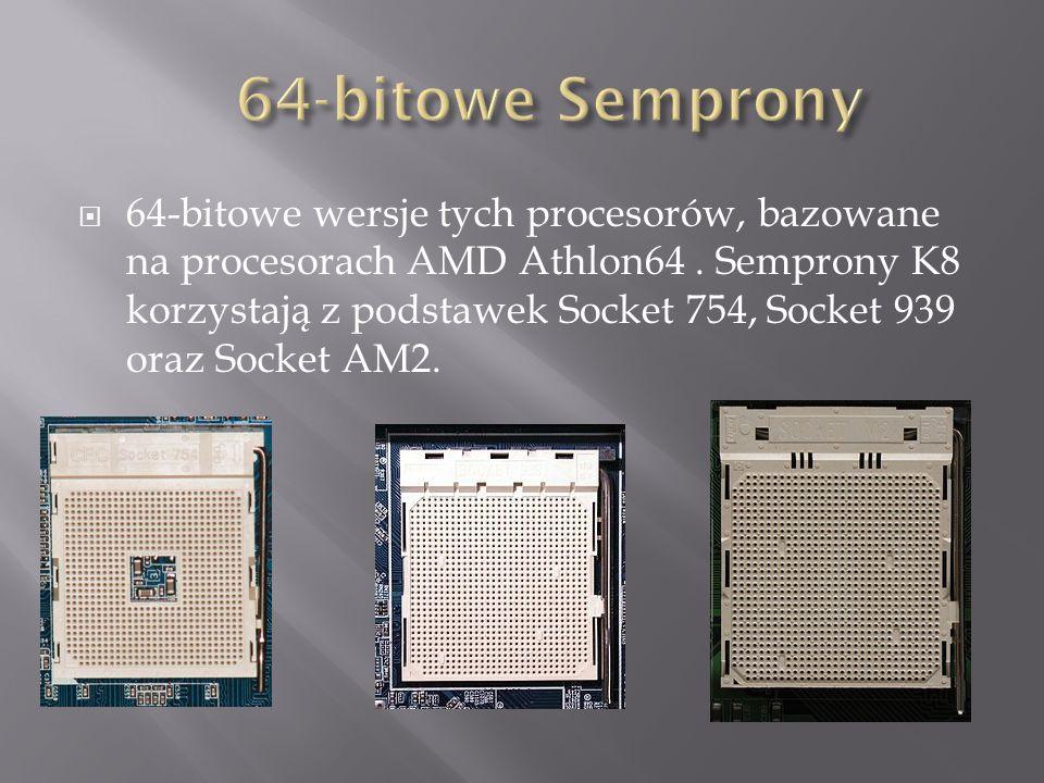64-bitowe Semprony