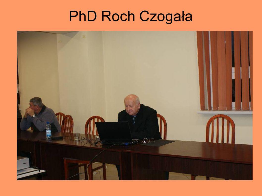 PhD Roch Czogała