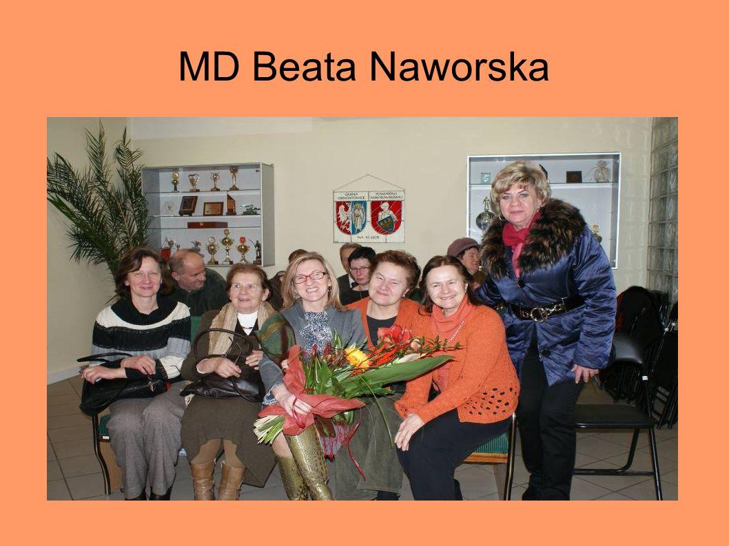 MD Beata Naworska