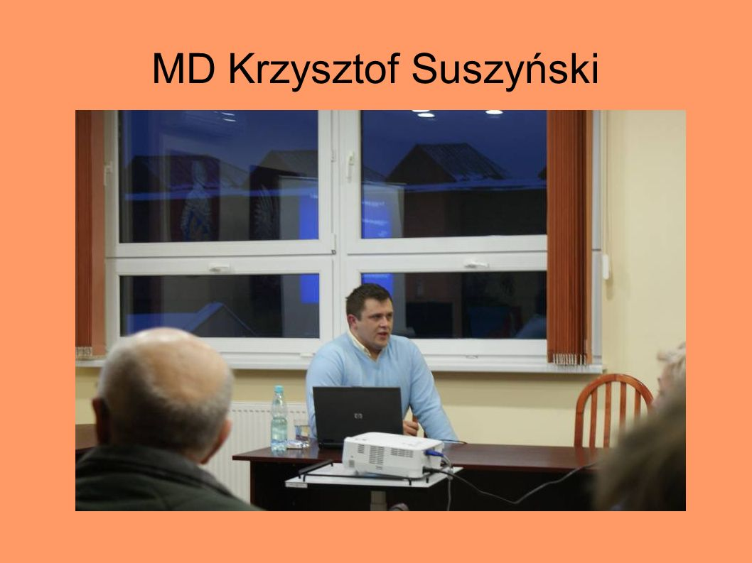 MD Krzysztof Suszyński