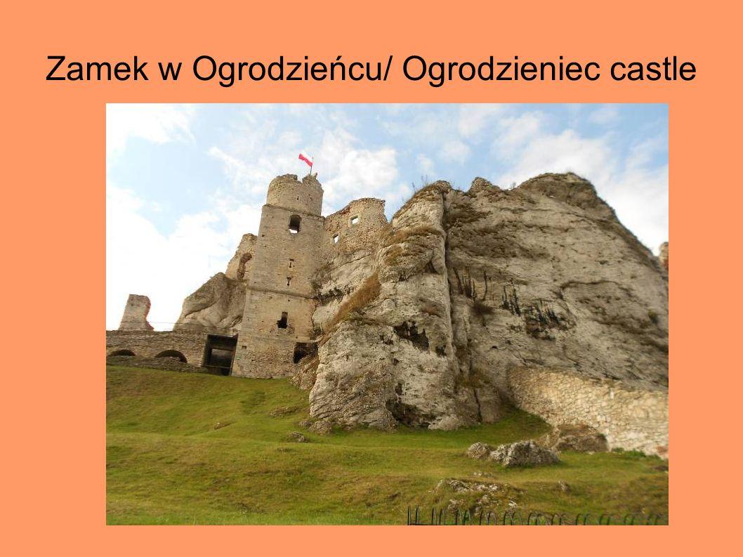 Zamek w Ogrodzieńcu/ Ogrodzieniec castle