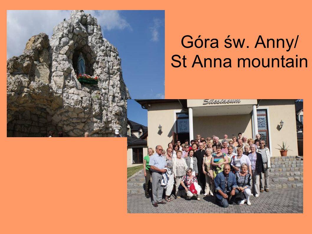 Góra św. Anny/ St Anna mountain