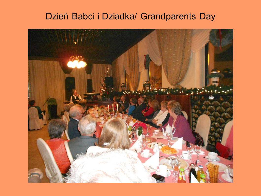 Dzień Babci i Dziadka/ Grandparents Day