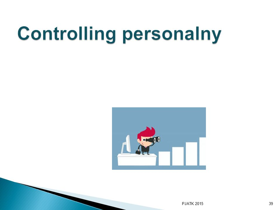 Controlling personalny