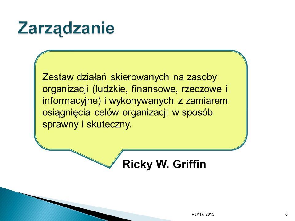 Zarządzanie Ricky W. Griffin