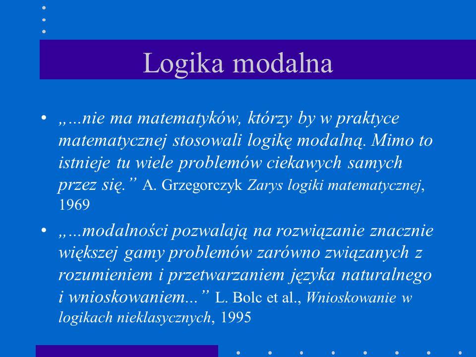 Logika modalna