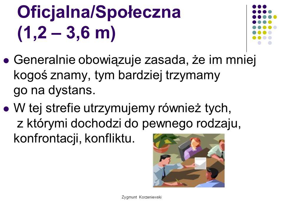 Oficjalna/Społeczna (1,2 – 3,6 m)