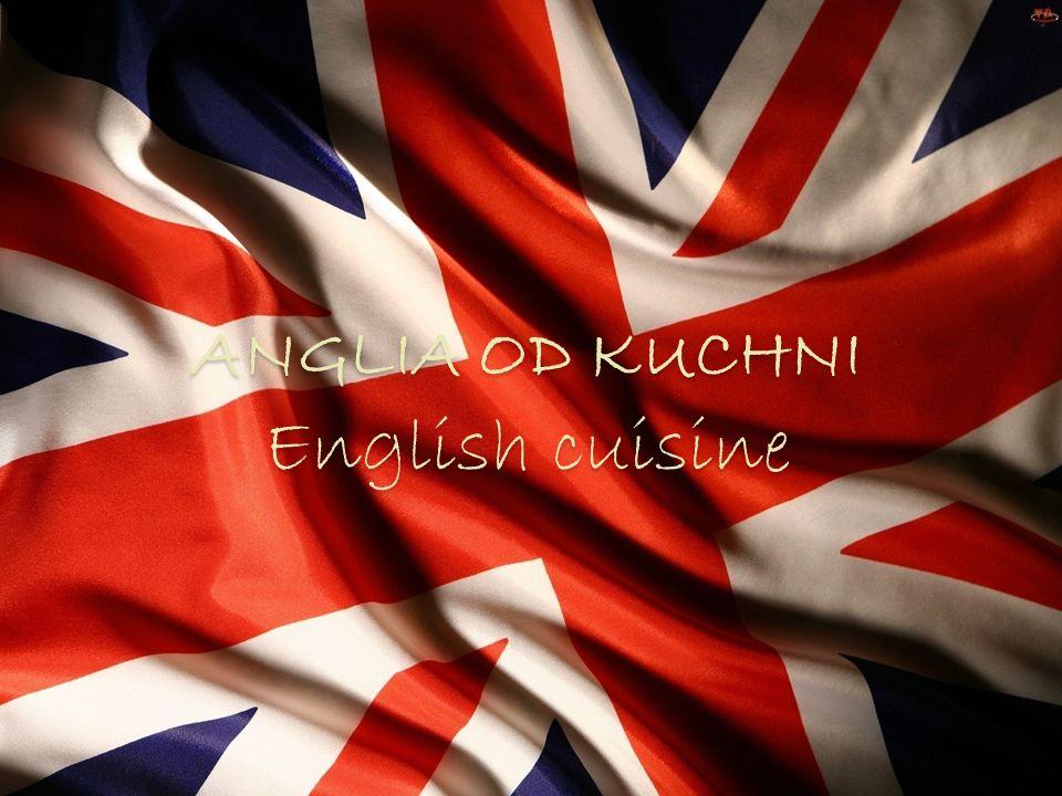 ANGLIA OD KUCHNI English cuisine