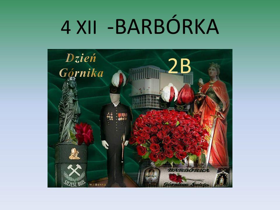4 XII -BARBÓRKA 2B