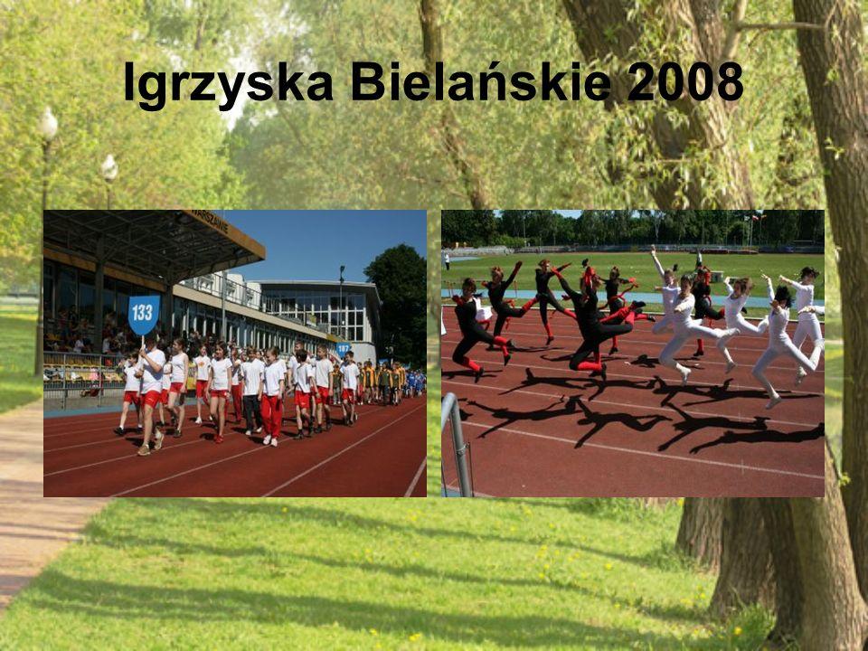 Igrzyska Bielańskie 2008