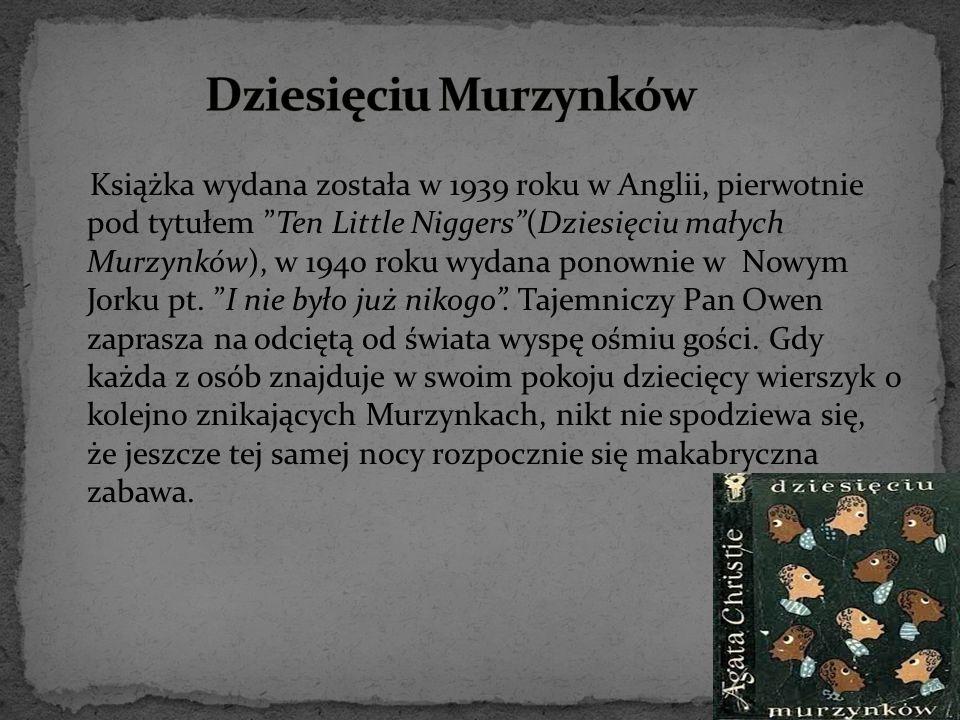 Dziesięciu Murzynków