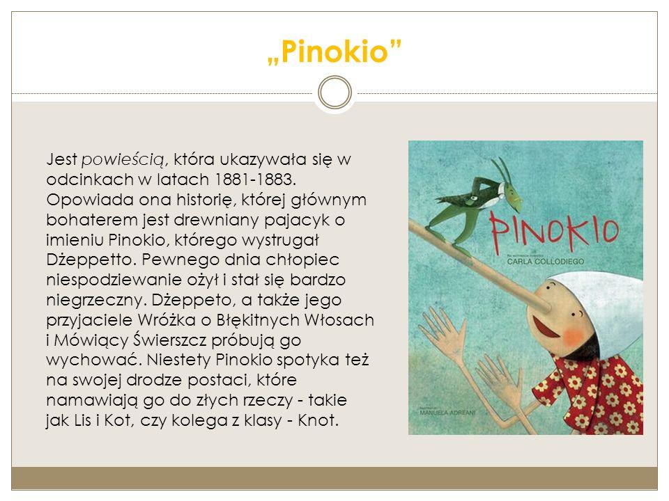 """""""Pinokio"""