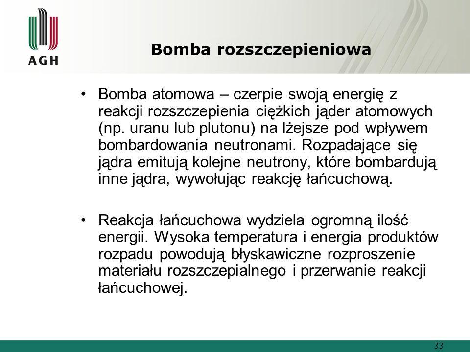 Bomba rozszczepieniowa