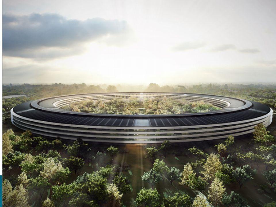 PKWSTK 2008/2009 Nowa siedziba APPLA-Apple Campus 2 będzie nową siedzibą koncernu rok później niż planowano - dopiero w 2016.