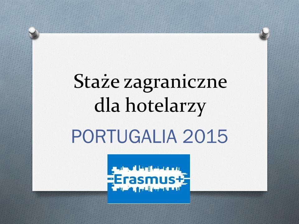 Staże zagraniczne dla hotelarzy