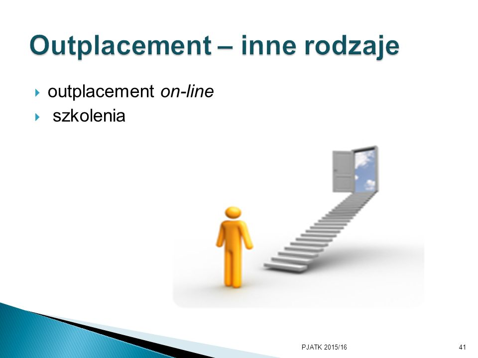 Outplacement – inne rodzaje