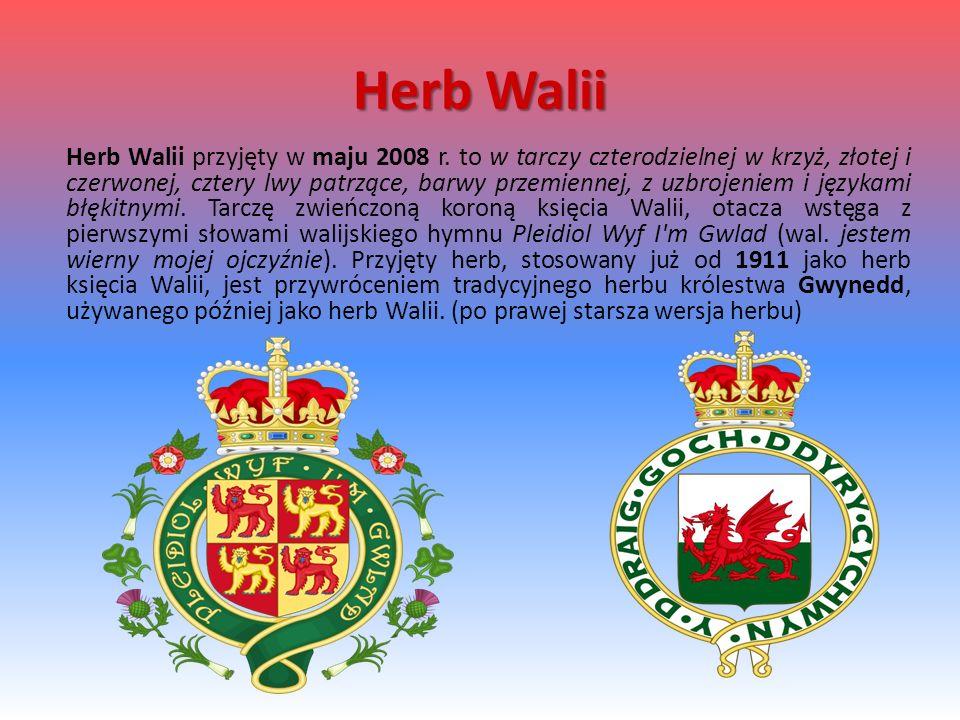 Herb Walii