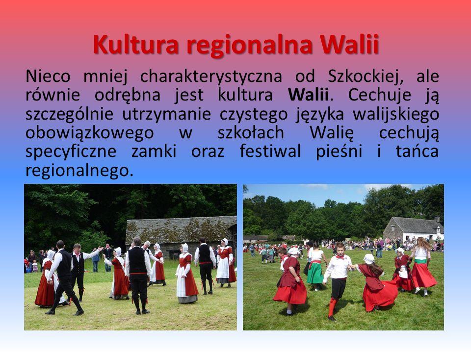 Kultura regionalna Walii