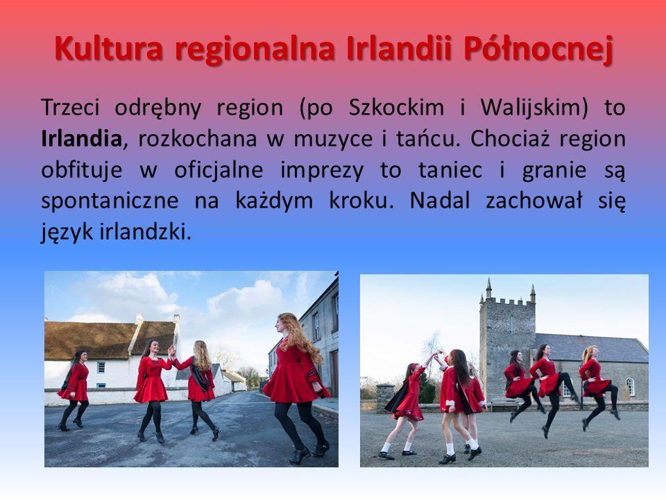 Kultura regionalna Irlandii Północnej