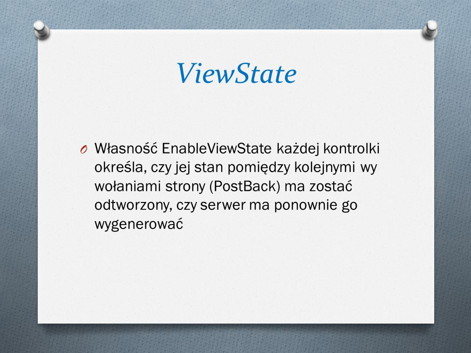 ViewState
